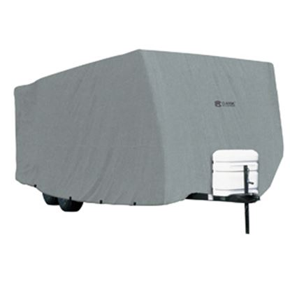 Picture of Classic Accessories PolyPRO (TM) 1 Polypropylene Water Repellent RV Cover For 24-27' Travel Trailers 80-177-171001-00 01-3743