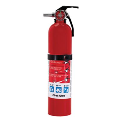 Picture of Kidde  1A10BC w/ Gauge Fire Extinguisher PRO2-5 03-1282