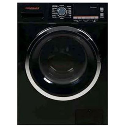 "Picture of Contoure  23-1/2""W Black 15.5LB Clothes Washer/Dryer Combo Unit RV-WD800BK 07-0142"