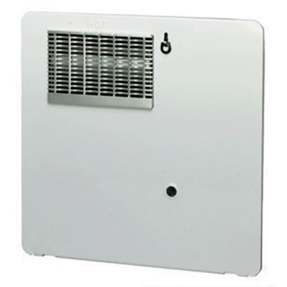 Picture of Dometic  Colonial White Flush Mount Access Door For 10 Gal Water Heater 93993 09-0088