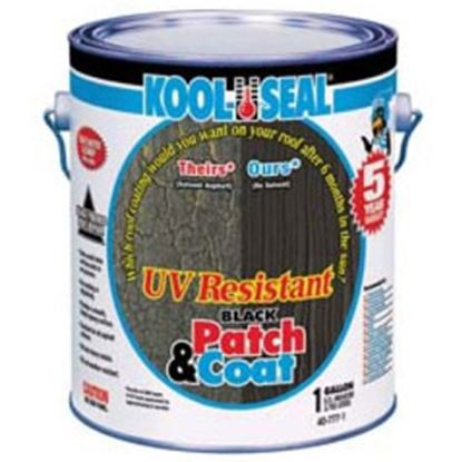 Picture of Kool Seal  Black 0.9 Gallon Roof Sealant 4077716 13-0070