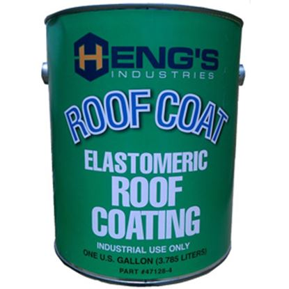 Picture of Heng's  1 Gal White Roof Coating 47128-4 13-0741