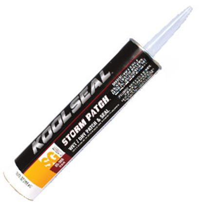 Picture of Kool Seal Storm Patch (R) White 10.5 Oz Tube Roof Sealant KS0085100-01 13-0838