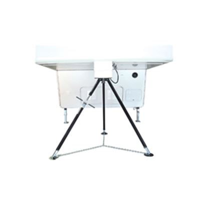 """Picture of BAL Deluxe Tripod 44""""-66"""" Adjustable Fifth Wheel King Pin Stabilizer 25035 15-0932"""