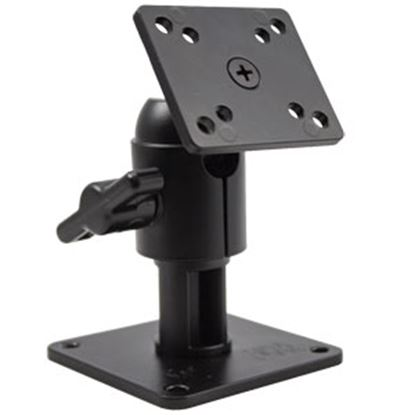 """Picture of Voyager  Matte Black Aluminum 4"""" Video Monitor Mount For VOYAGER VOSHD4MNT 24-3875"""