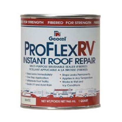 Picture of Geocel Pro Flex RV (TM) 1 Gal Can Clear Roof Coating For RV Roofs GC24300 69-5165