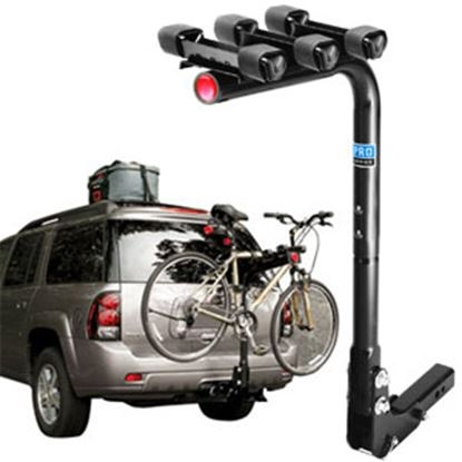 Picture of Pro Series Hitches Eclipse 3-Bike Receiver Hitch Mount Bike Rack 63123 92-8371