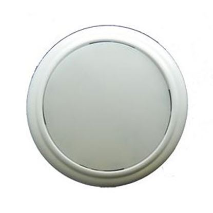 "Picture of Command  Single 4.85""Diax3/4""D Warm White 9 To 30 Volts LED Under cabinet Light w/ Switch 001-1020W 93-0001"