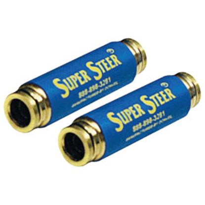 "Picture of SuperSteer  2-Pack 1/4"" Air Spring Motion Control Unit for Above 30K Lb GVW SSE4055 94-8477"